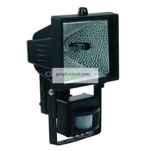 PIR Motion Sensor +sportlight 150 w.